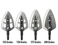 Maasai Broadheads - Left Bevel Close Out - SAVE 50.00 per pack!