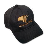 GrizzlyStik Cap - Black