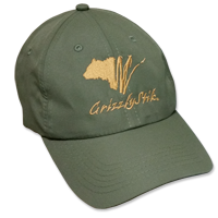 GrizzlyStik Cap - Safari Green