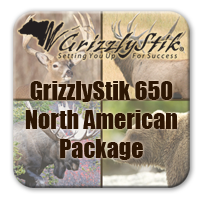 GrizzlyStik Black 650<br />North American Package