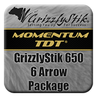 Momentum TDT® 650<br /> 6 Arrow Package
