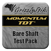 Momentum TDT® <br>Bare Shaft Test Pack