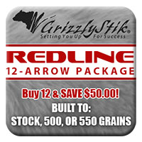 REDLINE 12 Arrow Package