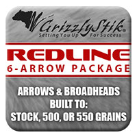 REDLINE 6 Arrow Package