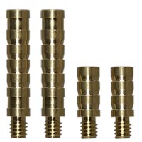 TDT Brass Footing Weights<br> (12)