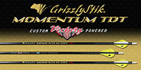 Momentum TDT® 240 Fletched Arrows 6-Pack